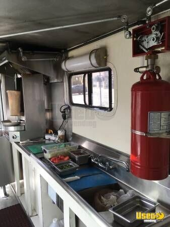 1982 Chevy Food Truck Pro Fire Suppression System Indiana Gas Engine for Sale - 11