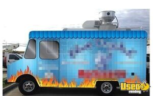 Chevy Food Truck for Sale in Texas!!!