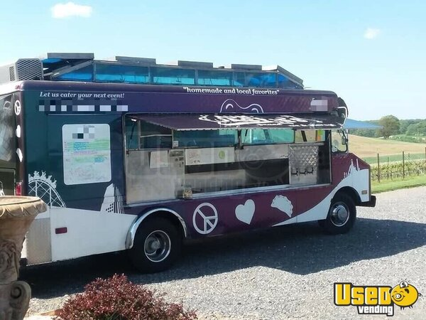 1982 Chevy P30 All-purpose Food Truck Pennsylvania for Sale