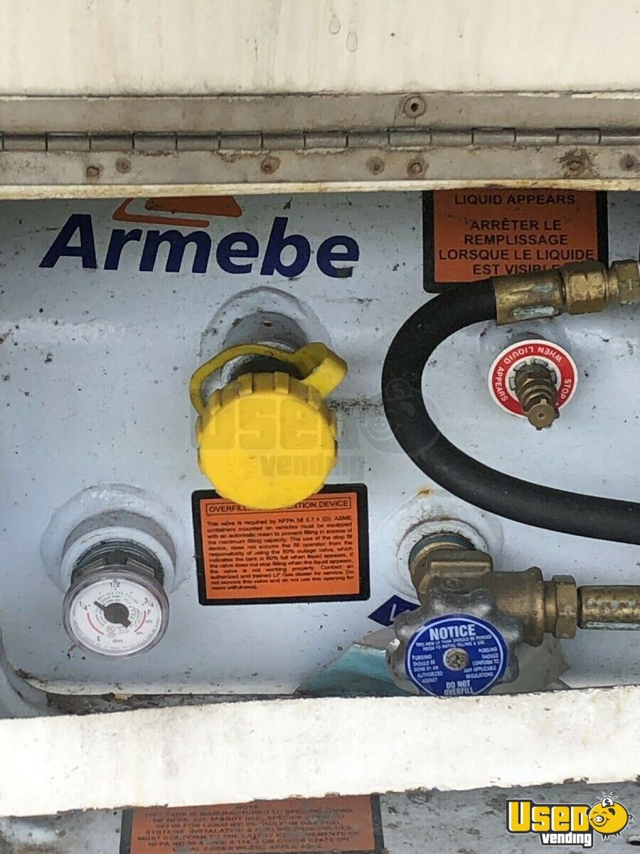 1982 Chevy P30 All-purpose Food Truck Propane Tank Pennsylvania for Sale - 6