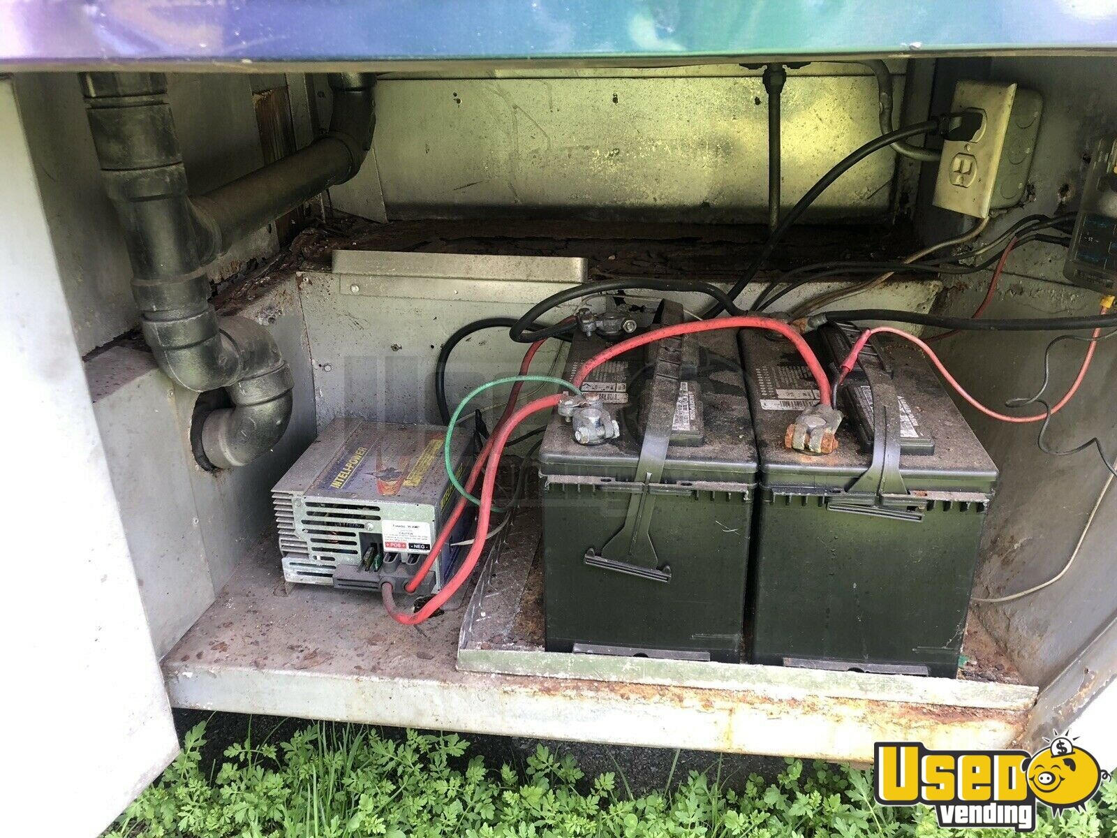 1982 Chevy P30 All-purpose Food Truck Refrigerator Pennsylvania for Sale - 7
