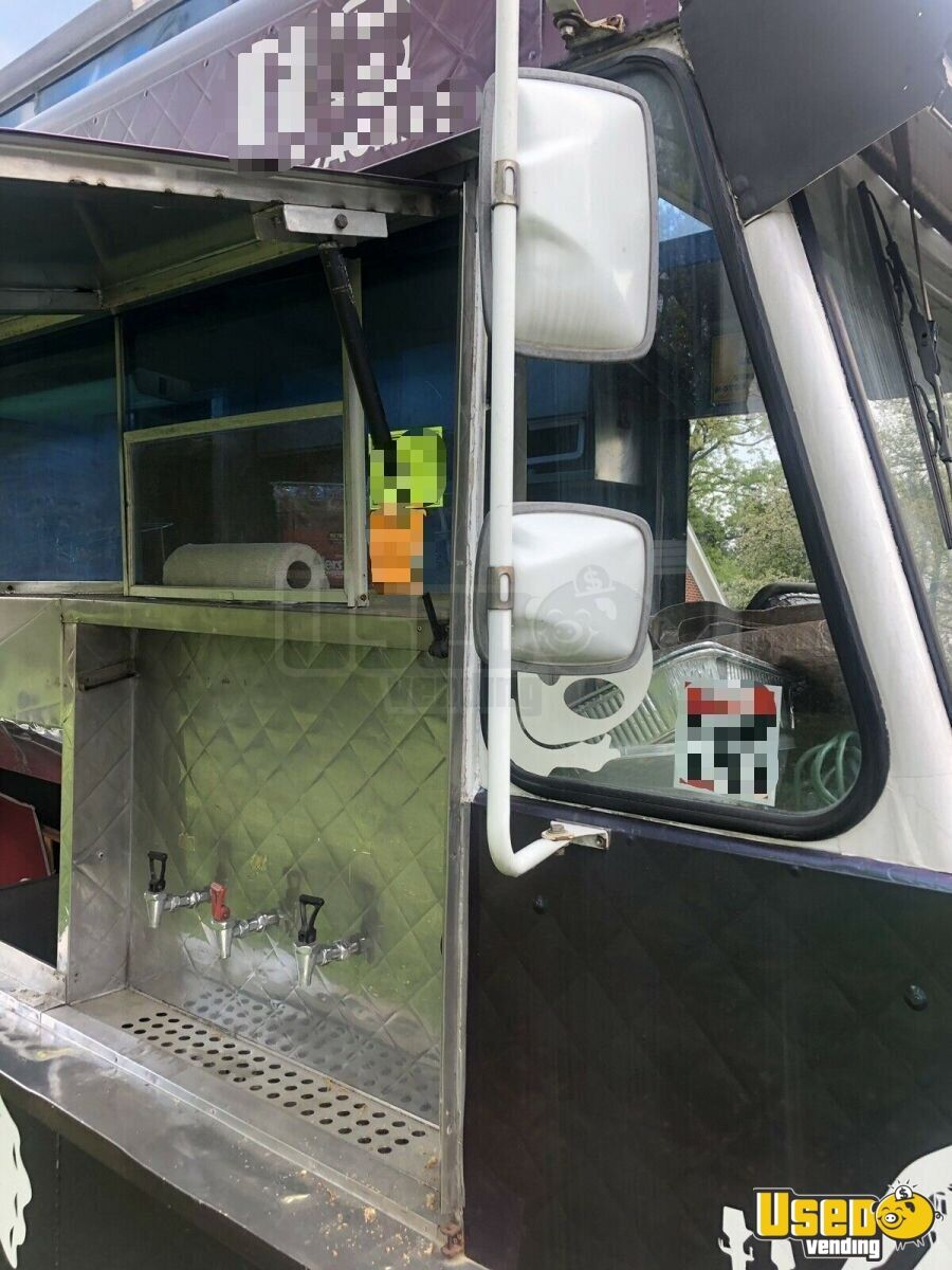 1982 Chevy P30 All-purpose Food Truck Stainless Steel Wall Covers Pennsylvania for Sale - 4