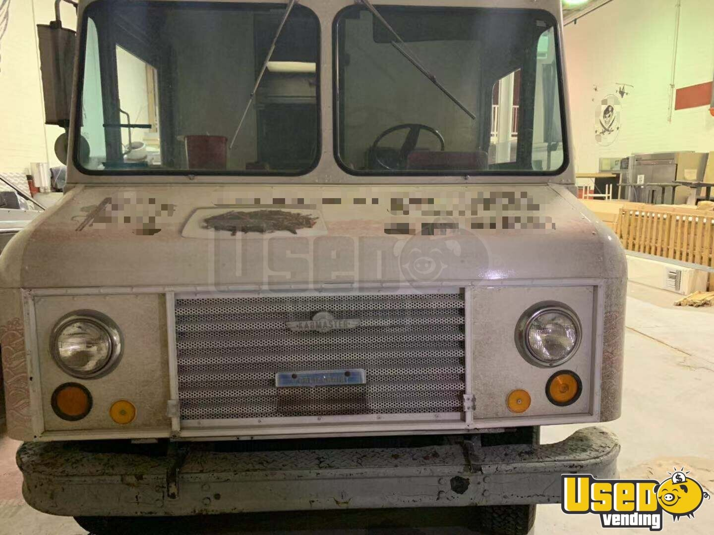 1982 Ford 35c All-purpose Food Truck Concession Window Arizona for Sale - 2