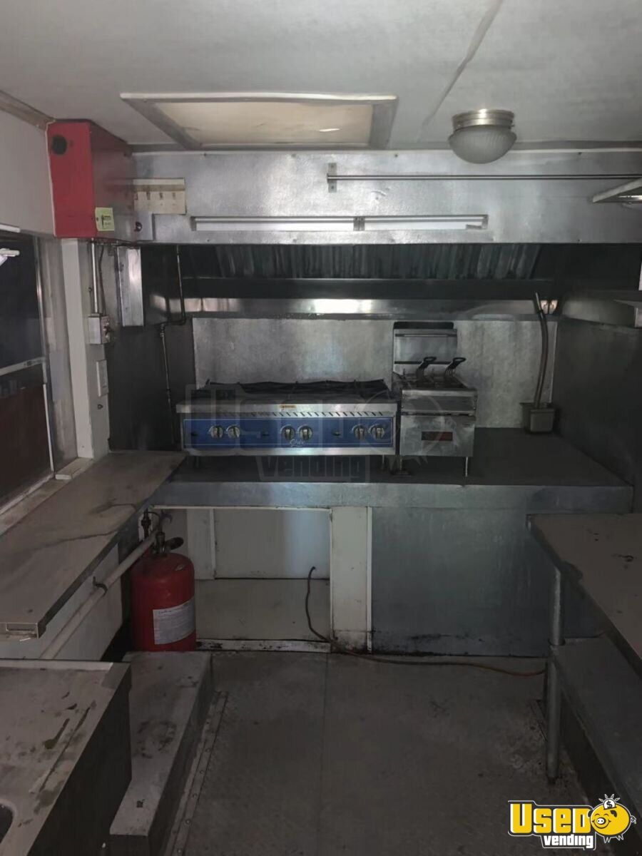 1982 Ford 35c All-purpose Food Truck Fryer Arizona for Sale - 6