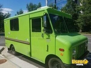 1982 Grumman Olson All-purpose Food Truck Air Conditioning Virginia Diesel Engine for Sale