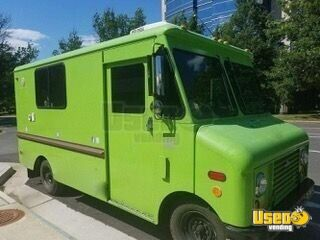 1982 Grumman Olson All-purpose Food Truck Air Conditioning Virginia Diesel Engine for Sale - 2