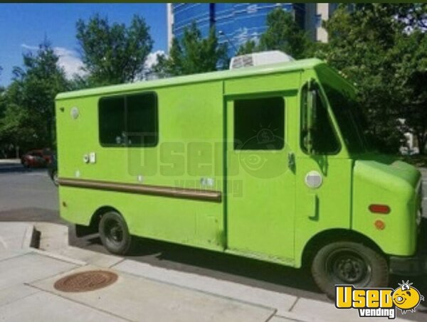 1982 Grumman Olson All-purpose Food Truck Virginia Diesel Engine for Sale