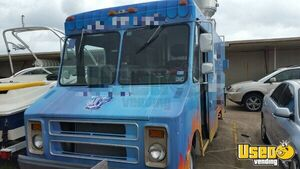 1982 P20 Step Van Kitchen Food Truck All-purpose Food Truck Generator Texas Gas Engine for Sale