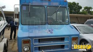 1982 P20 Step Van Kitchen Food Truck All-purpose Food Truck Shore Power Cord Texas Gas Engine for Sale