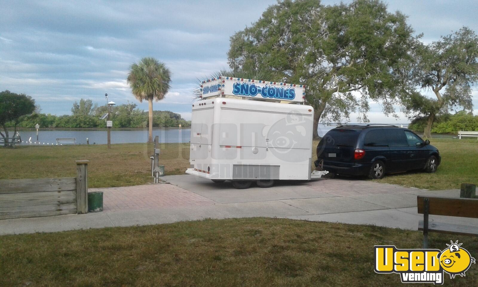 1982 Snowball Trailer Air Conditioning Florida for Sale - 2
