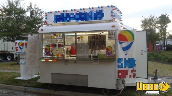 1982 Snowball Trailer Florida for Sale