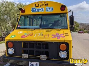 1982 Thomas Shaved Ice Truck Snowball Truck Awning California Gas Engine for Sale