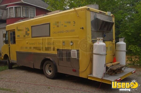 1983 Chevrolet G10 Food Truck British Columbia Gas Engine for Sale