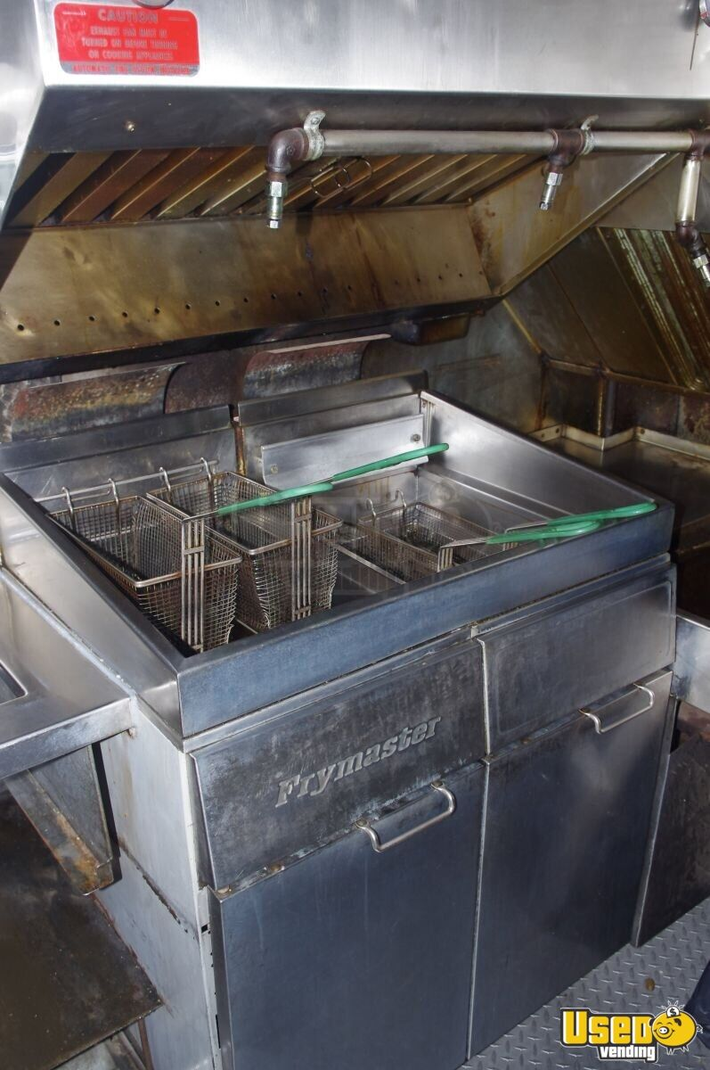 1983 Chevrolet G10 Food Truck Fryer British Columbia Gas Engine for Sale - 8