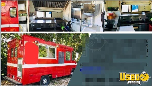 1983 Food Truck / Mobile Kitchen Texas for Sale