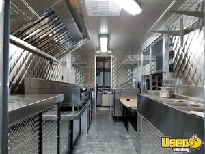 1983 Gruman-olson Step-van All-purpose Food Truck Stainless Steel Wall Covers Florida Gas Engine for Sale