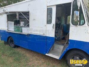 1983 Grumman Olson P30 Food Truck All-purpose Food Truck Cabinets Texas for Sale