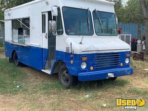 1983 Grumman Olson P30 Food Truck All-purpose Food Truck Concession Window Texas for Sale