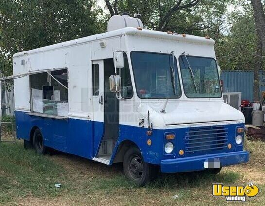 1983 Grumman Olson P30 Food Truck All-purpose Food Truck Texas for Sale