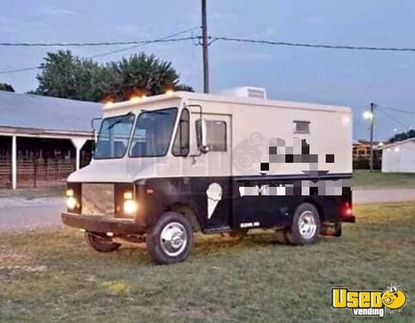 1984 Chevrolet G-series 3500 Ice Cream Truck Missouri Diesel Engine for Sale
