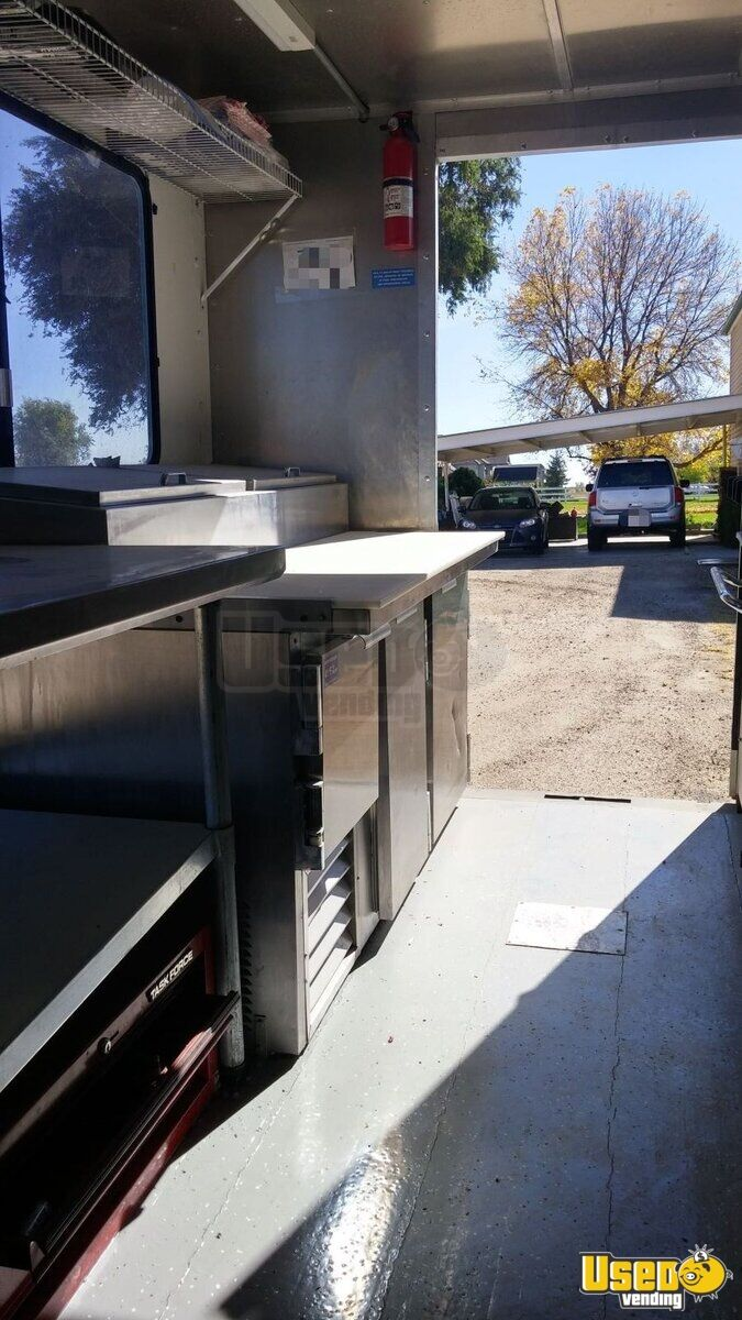 1984 Chevy All-purpose Food Truck Prep Station Cooler Idaho Gas Engine for Sale - 5