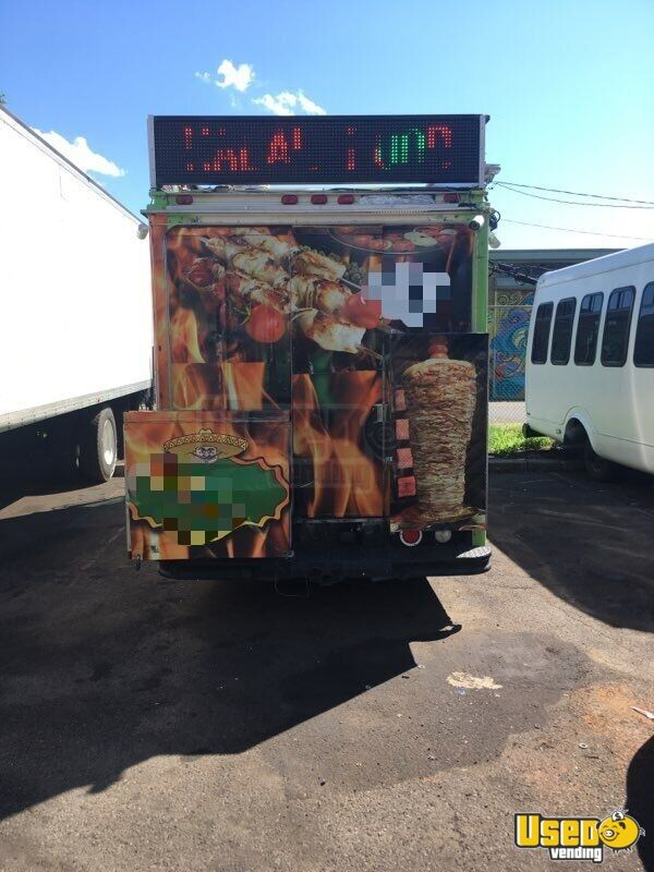 1984 Chevy P30 All-purpose Food Truck Flatgrill New Jersey Gas Engine for Sale - 10