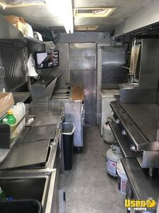1984 Chevy P30 All-purpose Food Truck Fryer New Jersey Gas Engine for Sale