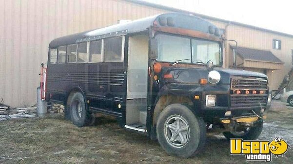 1984 Ford B600 All-purpose Food Truck Illinois for Sale