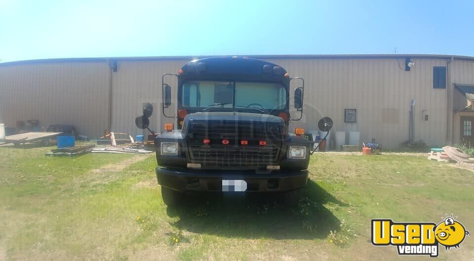 1984 Ford B600 All-purpose Food Truck Stainless Steel Wall Covers Illinois for Sale - 3
