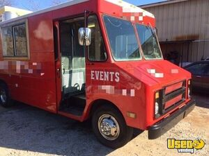 1984 Step Van Kitchen Food Truck All-purpose Food Truck North Carolina Gas Engine for Sale