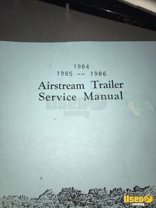 1985 Airstream Sovereign Other Mobile Business 20 Texas for Sale