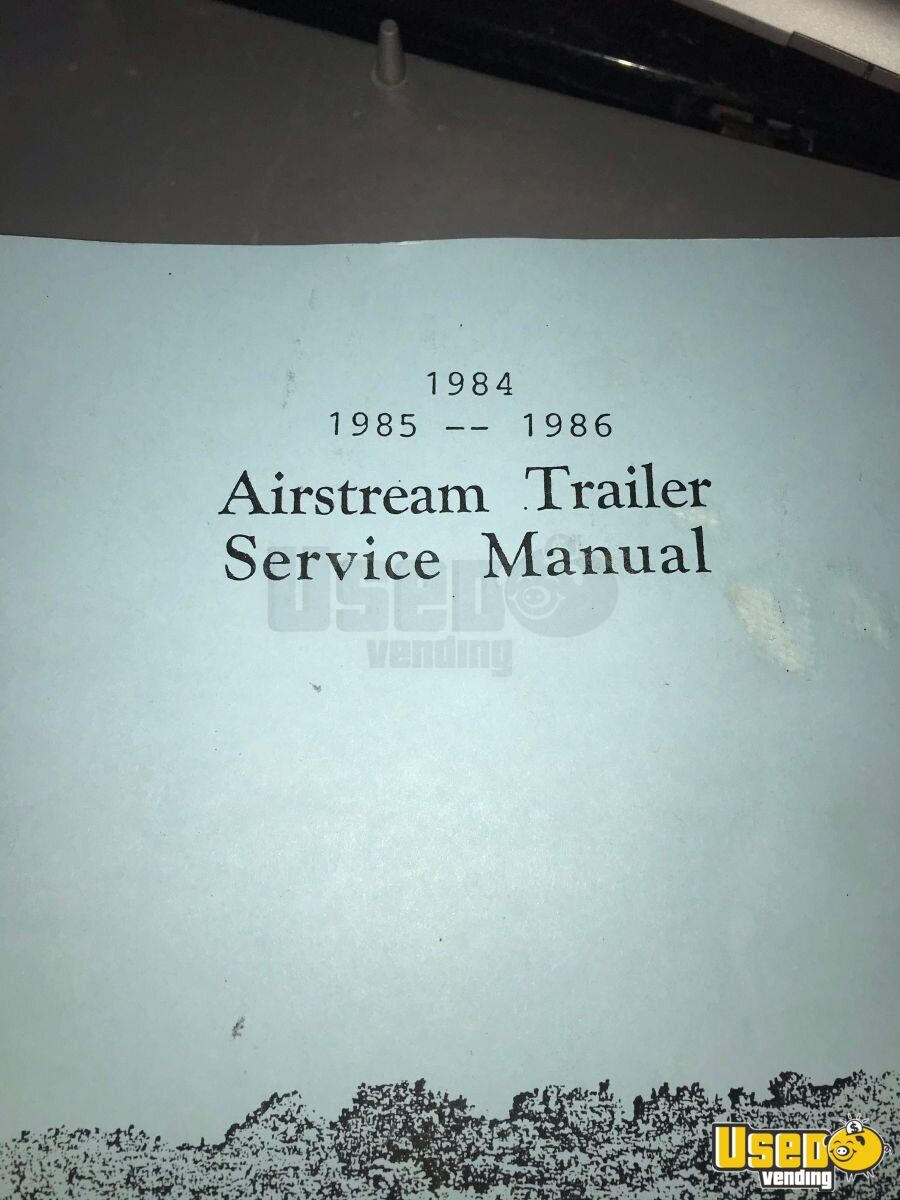 1985 Airstream Sovereign Other Mobile Business 20 Texas for Sale - 20