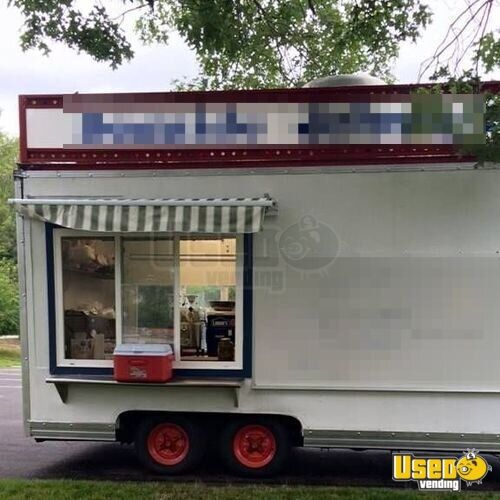 1985 Alpha Concession Trailer Air Conditioning Massachusetts for Sale - 2
