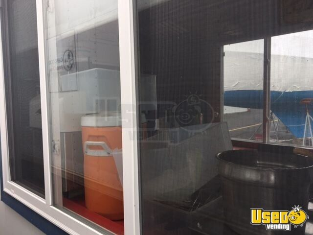 1985 Alpha Concession Trailer Deep Freezer Massachusetts for Sale - 4