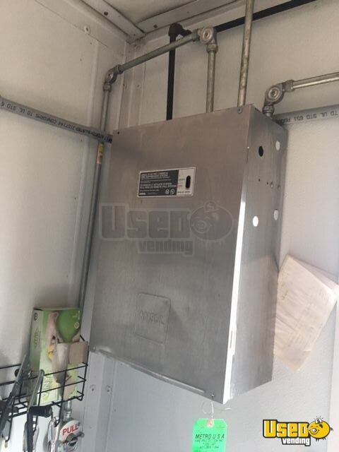 1985 Alpha Concession Trailer Exhaust Fan Massachusetts for Sale - 11