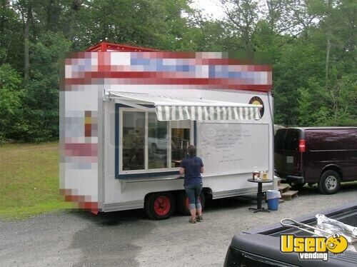 1985 Alpha Concession Trailer Massachusetts for Sale