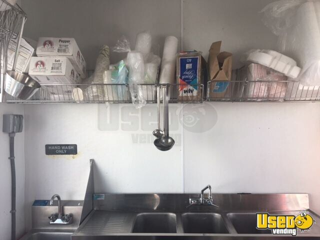1985 Alpha Concession Trailer Stovetop Massachusetts for Sale - 6