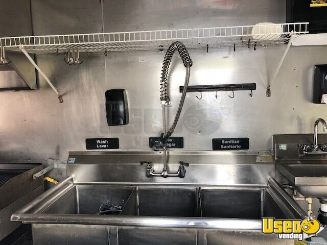 1985 Chevy 930 Food Truck Hand-washing Sink Georgia Gas Engine for Sale - 16