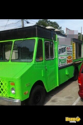 1985 Chevy Food Truck Florida for Sale