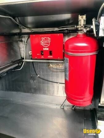 1985 Chevy P30 All-purpose Food Truck Exhaust Hood California Gas Engine for Sale - 15