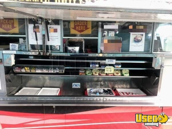 1985 Chevy P30 All-purpose Food Truck Exterior Customer Counter California Gas Engine for Sale - 5