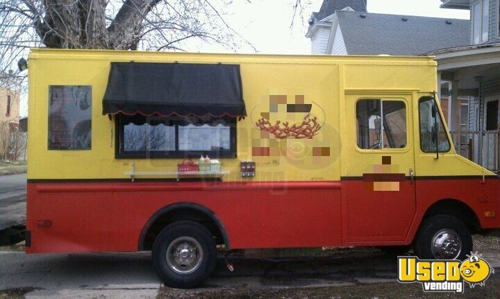 Chevy Food Truck for Sale in New York!!!