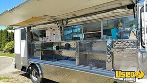 1985 Chevy P30 Strpvan All-purpose Food Truck Concession Window Washington Gas Engine for Sale