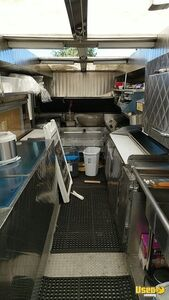 1985 Chevy P30 Strpvan All-purpose Food Truck Stainless Steel Wall Covers Washington Gas Engine for Sale