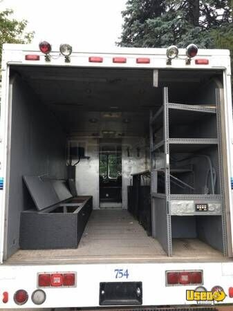 1985 Chevy Stepvan Transmission - Automatic Kansas Diesel Engine for Sale - 2