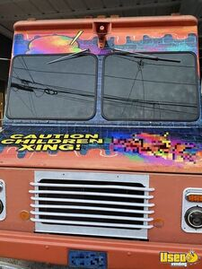 1985 Commercial Ice Cream Truck Ice Cream Truck Concession Window California Diesel Engine for Sale