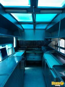 1985 P30 All-purpose Food Truck Diamond Plated Aluminum Flooring New Mexico Gas Engine for Sale