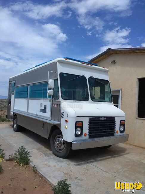 1985 P30 All-purpose Food Truck New Mexico Gas Engine for Sale