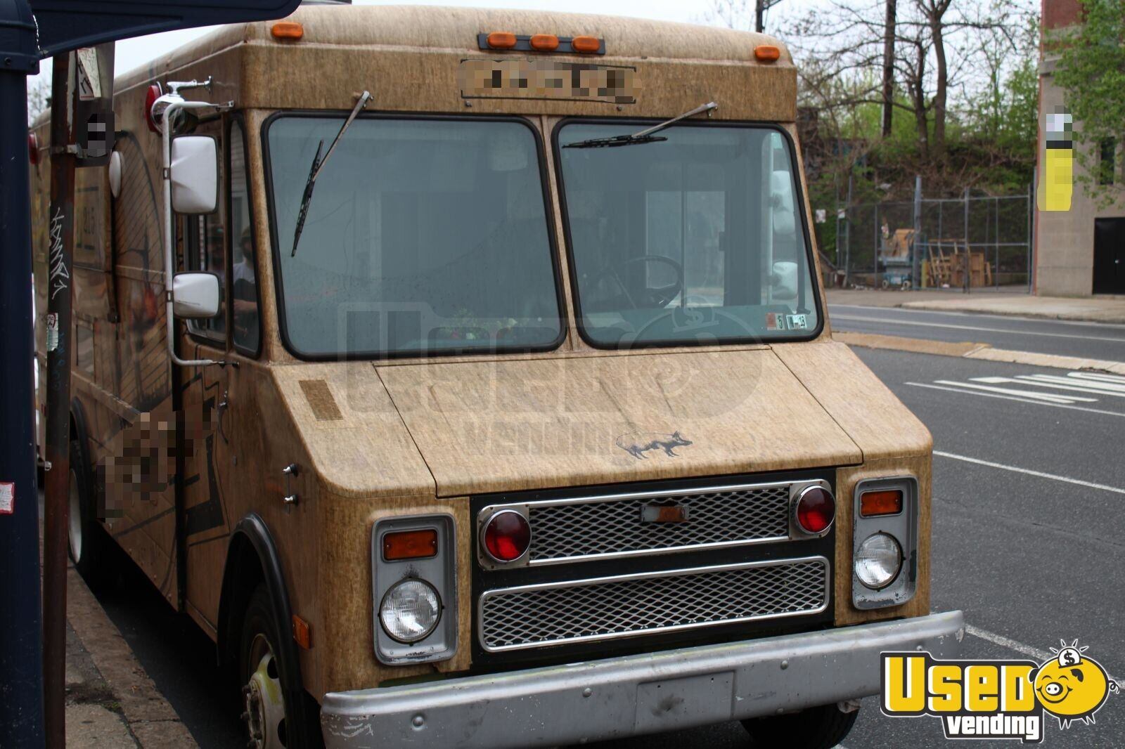 1985 P30 Step Van All-purpose Food Truck Concession Window Pennsylvania Gas Engine for Sale - 2