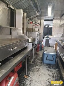 1985 P30 Stepvan All-purpose Food Truck Diamond Plated Aluminum Flooring New Jersey Gas Engine for Sale